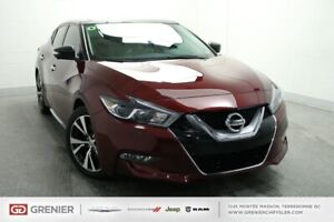 2016 Nissan Maxima PLATINUM+CUIR+TOIT+NAV PLATINUM+CUIR+TOIT+NAV