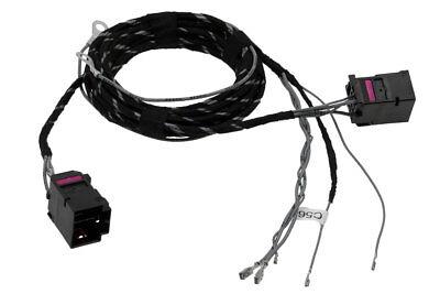 Genuine Kufatec Cable Loom Heated Seats+Seat Adjustment for Audi Q3 F3