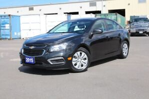 2015 Chevrolet Cruze 1LT True North Certified! 1 Owner / No Accidents!
