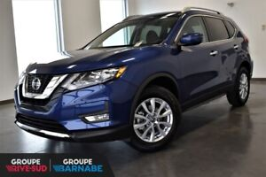 2018 Nissan Rogue SV  AWD  SIEGES CHAUFF +CAM SV   AWD  HEATED S