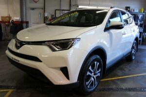 2017 Toyota RAV4 LE AWD BLUETOOTH CAMÉRA RECUL SIÈGES CHAUFFANTS