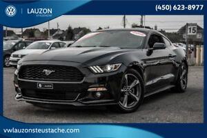 2015 Ford Mustang V6 Superbe Cuir+BAS KM+Bluetooth