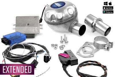 Original Kufatec Komplett SET INNEN Sound Booster EXTENDED für viele Fahrzeuge Motor-adapter Für Jeep