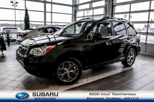 2015 Subaru Forester 2.5i Limited Pkg -Demareur a distance-