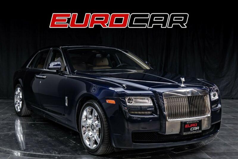 Image 7 Coche Americano usado Rolls-Royce Ghost 2013