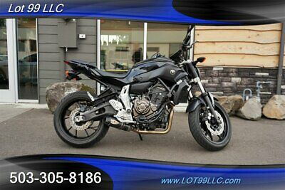 2016 Other Makes  2016 Yamaha FZ 07 Mint Condition TWO BROTHERS Exhaust System Sedan