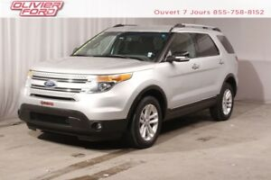 2014 Ford Explorer XLT AWD BLUETHOOT  MAGS