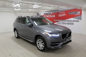 2016 Volvo XC90 T6 Momentum + CLIMATE PACK + VISION PACK + GPS