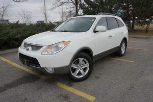 2011 Hyundai Veracruz Limited - 7 PASSENGER / DVD ENTERTAINMENT