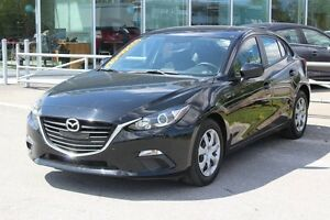 2014 Mazda Mazda3 GX*HATCH*AUTO*AC*BLUETOOTH*GR ELEC*AUX*MP3