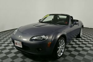 2006 Mazda MX-5 GS with Factory Hardtop