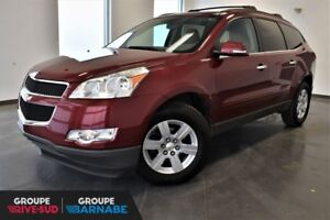 2010 Chevrolet Traverse 2 LT + 8 PASSAGERS +AWD+  MAGS+ TOIT PAN