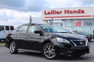2015 Nissan Sentra SR LOW MILEAGE