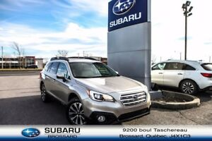2015 Subaru Outback 2.5i Limited & Tech Pkg-Eyesight