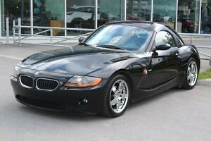 2003 BMW Z4 2.5I*DECAPOTABLE*AC*CRUISE*CUIR*SIEGES CHAUFF*MP3