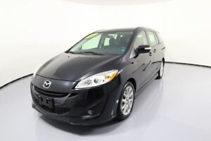 2017 Mazda Mazda5 TOP OF THE LINE GT! STORAGE! 0.9% FINANCING!