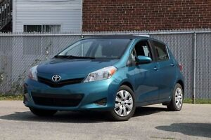 2013 Toyota Yaris LE PORTES/FENÊTRES ELECT!! 90 DAYS WITHOUT PAY