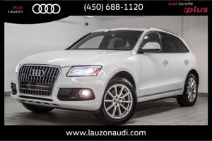2017 Audi Q5 2.0T TECHNIK NAVIGATION CAMERA