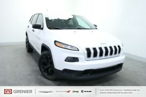 2015 Jeep Cherokee SPORT+TEMPS FROID+DÉMARREUR SPORT+TEMPS FROID
