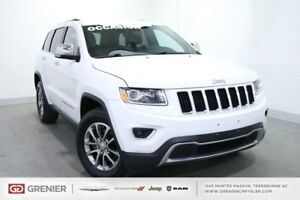 2015 Jeep Grand Cherokee LIMITED+NAV+CUIR+DÉMAREUR LIMITED+NAV+C