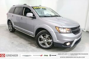 2016 Dodge Journey CROSSROAD+AWD+V6+7 PASS+NAV CROSSROAD+AWD+V6+