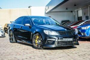2014 Holden Special Vehicles GTS Gen-F MY14 Black 6 Speed Manual Sedan