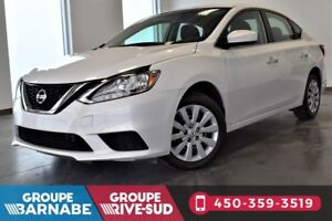 2017 Nissan Sentra S **NEUF** MANUELLE + BLUETOOTH S **NEW** MAN