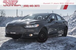 2014 Ford Fusion SE MAGS+8 PNEUS+NAV+TOIT+BLUETOOTH MAGS+8 TIRES