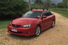 2009 Subaru Impreza Sedan North Ward Townsville City Preview