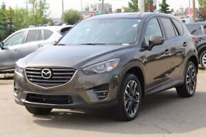2016 Mazda CX-5 GT CX-5 GT AWD LEATHER LIKE NEW 7 YEAR WARRANTY