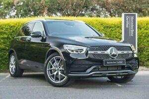 2020 Mercedes-Benz GLC-Class X253 800+050MY GLC200 9G-Tronic Black 9 Speed Sports Automatic Wagon