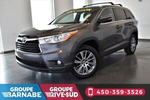 2015 Toyota Highlander XLE XLE,  FULLY LOADED