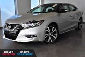 2016 Nissan Maxima PLATINUM CERTIFIED NISSAN CANADA