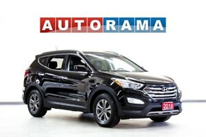 2016 Hyundai Santa Fe SPORT AWD SUNROOF LEATHER BACKUP CAM