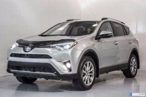 2016 Toyota RAV4 2017 LIMITED AU PRIX D'UN 2016 NO ACCIDENT RECO