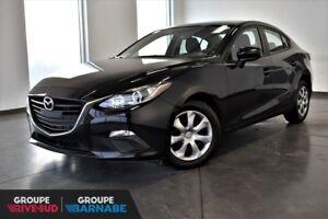 2016 Mazda Mazda3 GROUPE ÉLECTRIQUE-BAS KM!!!