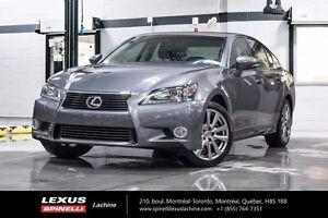 2015 Lexus GS 350 NAVIGATION AWD; CUIR TOIT GPS INCREDIBLE OFFER