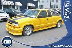 2002 Chevrolet S-10 CAB ALLONGÉ