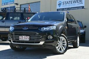 2014 Ford Territory SZ MK2 TS (RWD) Grey 6 Speed Automatic Wagon East Brisbane Brisbane South East Preview
