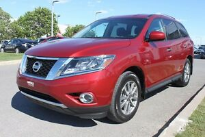 2014 Nissan Pathfinder SV*AWD*CAMERA*BANCS CHAUFFANTS*