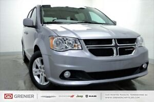 2018 Dodge Grand Caravan CREW PLUS+CUIR+NAV+CHAUFFANTS CREW PLUS