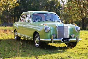 1958 Mercedes Benz swap for another interesting car Mothar Mountain Gympie Area Preview