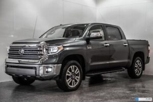 2019 Toyota Tundra PLATINUM ÉDITION 1794 4500$ OF ACCESSORY INCL