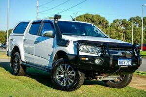 2017 Holden Colorado RG MY17 LTZ Pickup Crew Cab White 6 Speed Sports Automatic Utility Wangara Wanneroo Area Preview