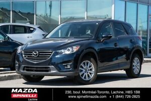2016 Mazda CX-5 GS AWD GPS TOIT BLUETOOTH LOW KILOMETERS NAVIGAT