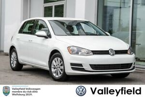 2015 Volkswagen Golf TRENDLINE+AUTOMATIQUE+CERTIFIÉ NEVER BEEN A