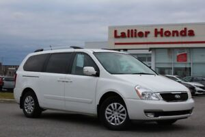 2014 Kia Sedona LX Convenience Heated Seats!