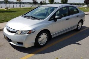 2010 Honda Civic DX-A
