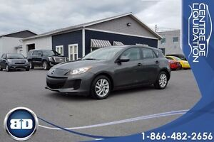 2013 Mazda Mazda3 GS AUTOMATIQUE A/C CRUISE BLUETOOTH