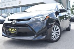 0 Toyota Corolla LE -BACK UP CAMERA-ACCIDENT FREE